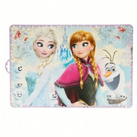 La Reine des neiges placemat
