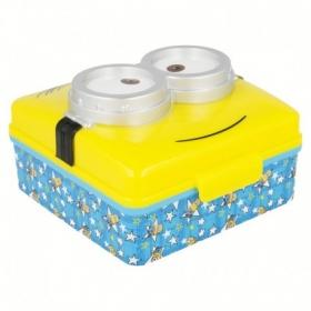 3d Lunch Box Minions