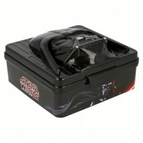 3d Lunch Box Star Wars Darth Vader
