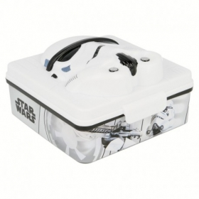 3d Lunch Box Star Wars Trooper