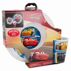 3 Pcs Kids Micro Set Cars Race Ready