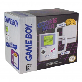 Nintendo Gameboy Cookie Mug