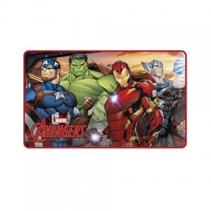 Avengers fleece room carpet