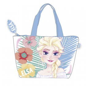 Frozen beach bag