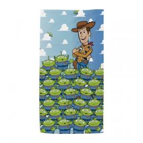 Toy Story microfibra towel