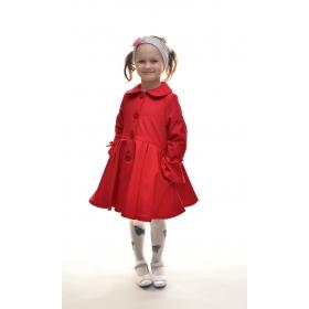 Casual spring girl's coat