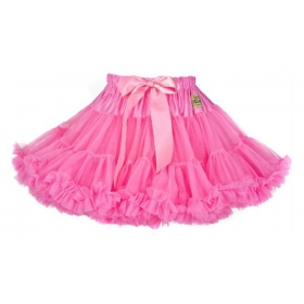 Lavashka party luxury skirt - candy drop  + gift box, s. 3-4 years