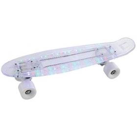 Bored Ice XT Skateboard - Icy Blue