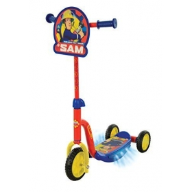 Fireman Sam Light & Sound Rescue Tri-Scooter