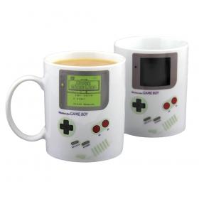 Nintendo Game Boy Heat Change Mug