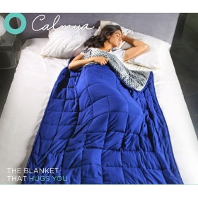 Weighted blanket Calmya 180x120 cm 7 kg