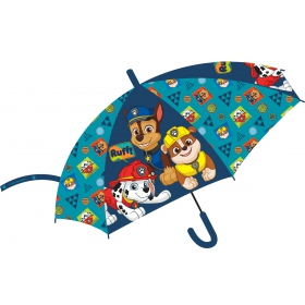 Paw Patrol boys' manual umbrella