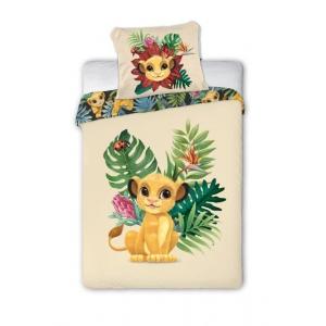 Lion King Baby bedding 100x135 + 40x60 cm