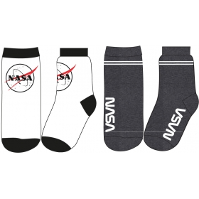 NASA boys socks
