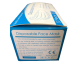 3 ply disposable civil face mask in display