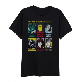 Marvel adult t-shirt
