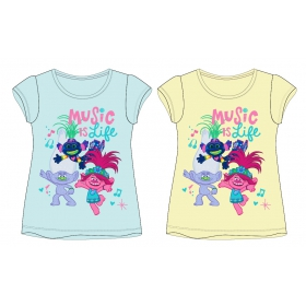 Trolls girls t-shirt