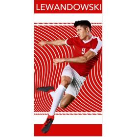 Lewandowski fast dry microfibra towel