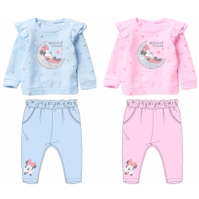 Minnie Mouse baby tracksuit