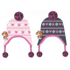 Paw Patrol girls winter hat