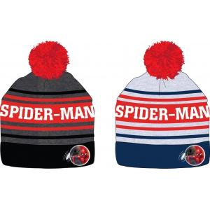 Spiderman boys winter hat