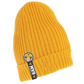 Fireman Sam boys winter hat