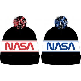 NASA boys winter hat