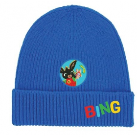 Bing boys winter hat