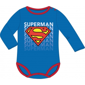 Superman baby bodysuit