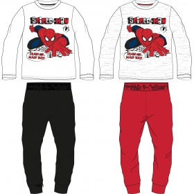 Spiderman boys pyjamas