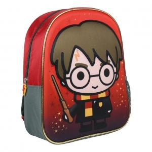 Harry Potter 3D kindergarten backpack