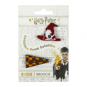Harry Potter Brooches Cerda