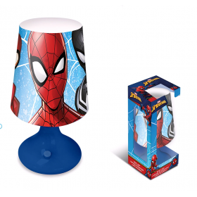 Spiderman desk lamp