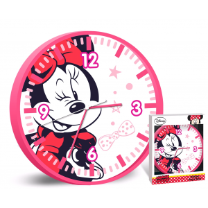Minnie Mouse wall clock