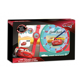 Cars learning hours digital watch
