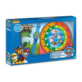 Paw Patrol digital watch for learning hours