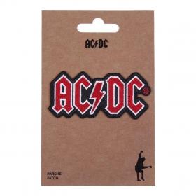 AC / DC badge