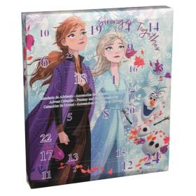 Frozen Advent Calendar with Hair Accessories