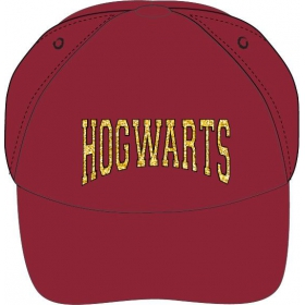 Harry Potter girls' cap with a visor