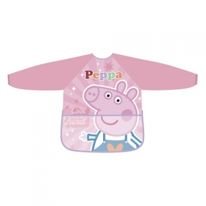 Peppa Pig apron with sleeve