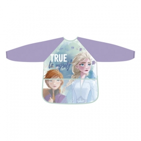 Frozen apron with sleeve