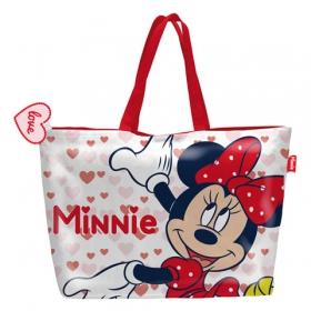 Minnie Mouse pvc beachbag