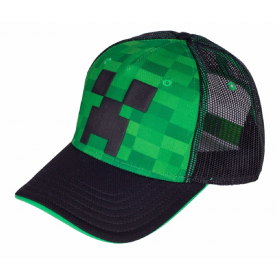 Minecraft minecraft creeper cap