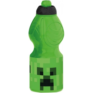 Minecraft bottle 400 ml
