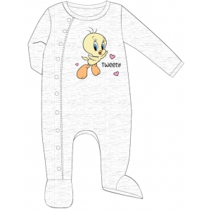 Looney Tunes Tweety baby romper
