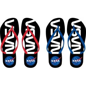 NASA flipflops
