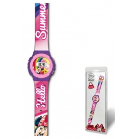 Minnie Mouse digital watch