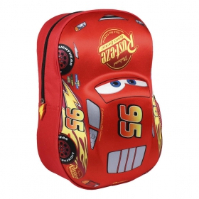 Disney Cars 3D kindergarten backpack