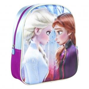 Frozen 3D backpack for kindergarten Cerda