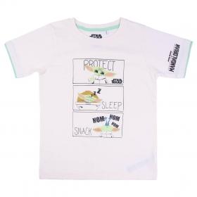The Mandalorian Single jesrsey T-shirt